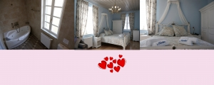 Offer - 4 Days ( 3 nights ) with Breakfast - St. Valentines at Galaxidi